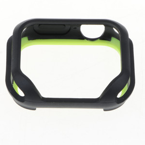 Shockproof Protective Case Cover Frame For 40mm Apple Watch 4-Black