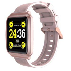 2020 новый KY116 цветной экран смарт-часы браслет сердечный рисунок кровяное давление Bluetooth спортивный шагомер носимый SmartWatch