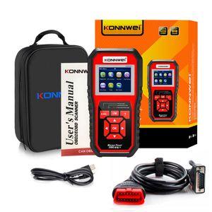 KONNWEI OBD2 Auto Diagnostic Scanner Universal OBD Car Diagnostic Tool ODB2 Check Engine Automotive Car Code Reader KW850