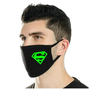 Wnfm002 Glow Masques en néoprène Zan Zan Par Coiffures Skull Glow Coiffures Zanheadgear The Dark In Full Face Mask yxlwY nana_home