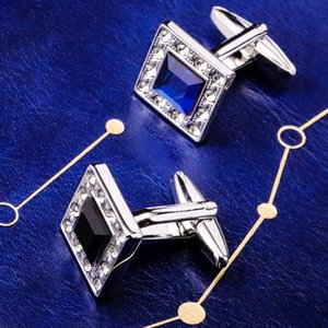 MAISHENOU Cufflinks for Mens Brand Cuff links Buttons Wedding Gifts High Quality Cheap Wholesale New Store Opening Big Discount