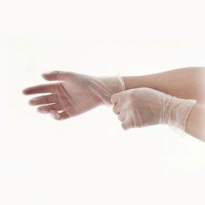 Yepyeni Mutfak Emniyet Pvc Temizleme Eldiven Sınav Tek Kullanımlık Vinil eldivenler