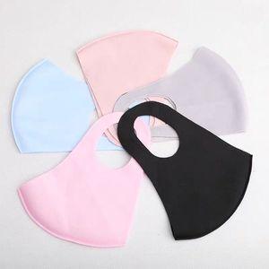 Ot Vente Dener 5pcs / ag anti-poussière Fa Mout Er PM2,5 Masque anti-poussière Wasale i soie Parti Masques Shameka