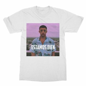 Vêtements Threadz Estamos Bien Bad Lapin T-shirt (Hommes)