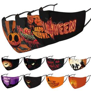 Gesichtsmaske Designer Gesichtsmasken Halloween Schädel PM2.5 staub- 3D dreidimensionale Maske Maske gewaschen und wiederverwendet werden