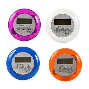Digital LCD Kitchen Sports Countdown&up 99 Minute Timer Sports Training Alarm Clock Count Down Count Up Timer ( 5 Colour) W1E