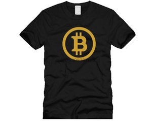 Bitcoin Blackgold-T-SHIRT S-6X