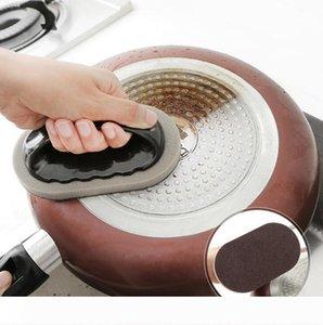 Brosse forte Décontamination bain éponge carreaux pinceau magique chaud Vente forte Décontamination de bain Outils Brosse cuisine propre