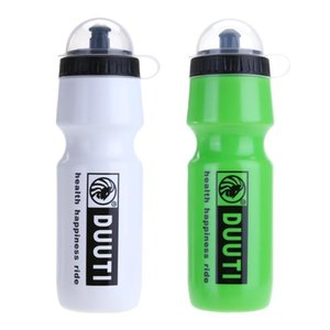 DUUTI 700M 24CM Bike Bottle MTB CYCLING Portable Plastic Cycling Water Bottles With Dust Cover Bike Outdoor Sports Bottle NEW