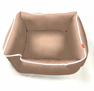 클래식 디자이너 사육 소프트 개 고양이 유니버설 침대 실내 애완 동물 휴식 잠자는 머스트 침대 사계 유니버설 무료 배송