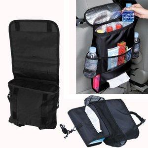 Convenient Car Seat Back Organizer Multi-Pocket Storage Bag Box Case Car storage bag Tablet Holder Organizer#YL10
