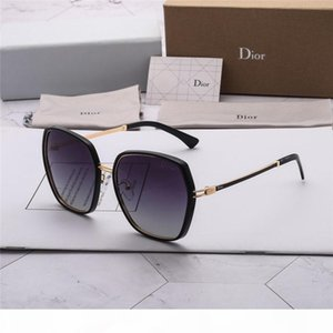 2020 New Brand Designer Women Square Sunglasses Mens Unique Oversize Shield Gradient Vintage Eyeglasses Frames For Women