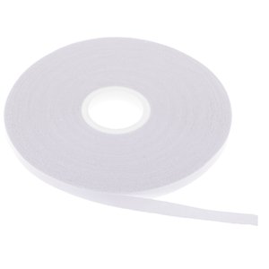 1Pcs Weiß Doppelseitiges Klebeband Quilting Band wegspülen Band Sewing Notions Supplies 21,8 Yards