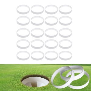 20x Plastic Outdoor Golf Pro Practice Putting Cup Golf Equipment 11cm