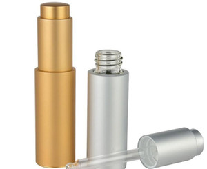 2020 Vente en gros chaud Nouveau 20ml aluminium électrochimique Flacon compte-gouttes d'huile essentielle de SN309 expédition rapide gratuit