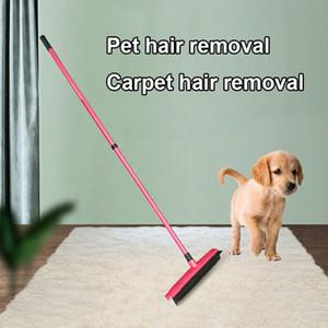 Temizleme Mops Kauçuk Süpürge Pet Saç Lint Temizleme Sweep Kıl Sihirli Süpürge Uzun itin Süpürge Çekçek Çizilmeye Kıl