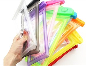 For all phones Floating Waterproof Phone Case Waterproof Pouch Cell Phone Dry Bag Versatile Waterproof Case For iPhone X drop shipping