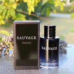 En Kaliteli Sauvage Parfüm Adam Parfüm Koku Için Eau De Toilette Popüler Erkekler Parfüm 100 ml Ücretsiz Kargo