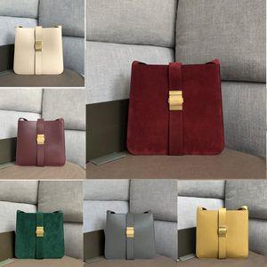 2020 La Marie Moda benna Crossbody Bag portatile femminile Donne Messenger Borse a tracolla a mano in sacchetto per le donne borse delle signore Handba 7H08 #