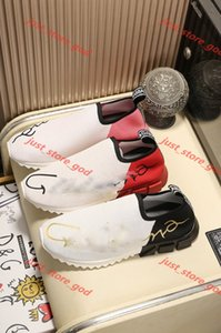 White Women s Leather Shoes Men s And Women s Casual Shoes Black Gold Red Fashion Comfortable Flat Shoes Size 35-46 up