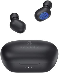 Haylou GT1 Wireless Earbuds Bluetooth 5.0 Сенсорное управление Ушные Почки с Total 26ч Playtime / Fast Connect / IPX5 Waterproof /