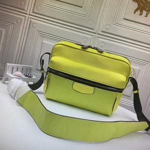 حقائب M30233 Leathe حقيقي في الهواء الطلق رسول حقيبة رجال CROSSBODY مجموعة أزياء جلدية الرجل الكتف حقيبة المحفظة الفاصل تاريخ كود M30241 M30239