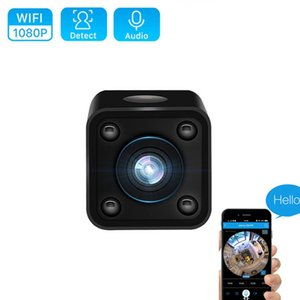 Full 1080P HD WIFI IP Camera Wireless Home Security Car Dvr P2P Night Vision Motion Detect Mini Camcorder Baby Monitor