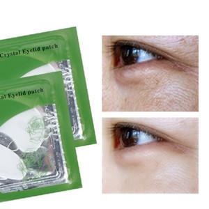 Hautpflege Gesichtsmaske Kosmetische Augenmembran Kollagen Eye Patch Fade-Out dunkle Augenkreise Feuchtigkeitsförderung 30 Paare Unvollkommenheit