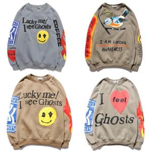 Fashion Mens Hoodies Hip Hop Mens High Quality Letter Print Hoodie sweatshirt Men Women autumn Hoodies Black M-XXL