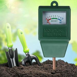 Bahçe Tesisi Çiçekler GWF1810 için Probe Sulama Toprak Nem Ölçer Hassas Toprak PH Tester Nem Ölçer Analiz Ölçüm Probe