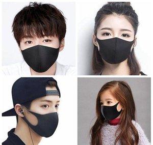 Preto para estéreo de protecção Shows Homens Small Design Mulheres laváveis respirável Rosto e reutilizável Crianças 3d Máscara Xhlight Nfczv