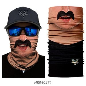 Anonymous bandana summer sweat scarf neck biking cylcing headband outdoor sport full face mask dust-proof face cover