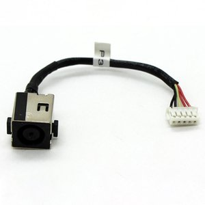DC-IN Power Jack Connector Cable for P13FY 0P13FY Dell Inspiron M301Z N301Z Series Inspiron M301Z AMD K145
