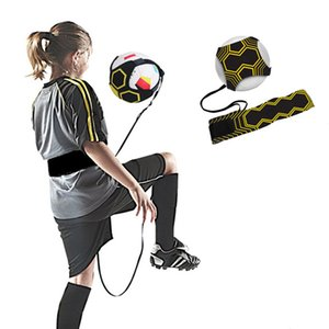 High Quality Football Kick Training Belt Soccer Sports Trainer Strap Adjustable Swing Bandage Ball Practice Equipment Assistance