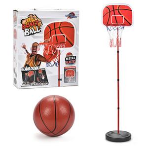 Basketbol Takımı Yard Oyuncak Çalma Basket Sportif Aktivite Oyun Mini Kapalı Çocuk Çocuk Boys Basketball Standı ayarlayın