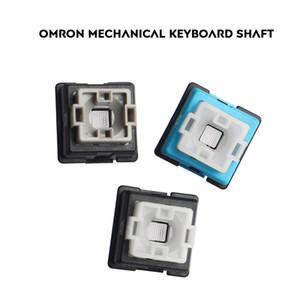 4pcs / set Chave Original Omron Romer-Gormon Shaft para G910 G810 G310 G413 profor cereja Mecânica Keyboard Switch
