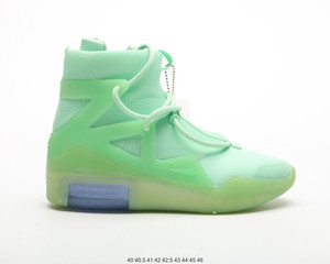 2020 new high street air cushion avant-garde high tube casual sports basketball shoes