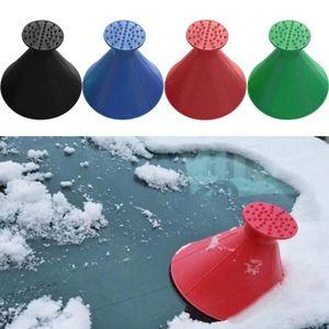 Pare-Brise glace grattoir fenêtre Remover neige Entonnoir à huile automatique de la fenêtre de l'outil Pelle à neige HHA1600