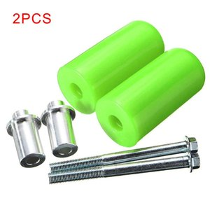 Parts Repair Front Rear PVC Multifunction Durable Replacement Modification Practical Easy Installation Motorcycle Frame Slider
