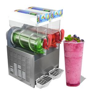 Expédition gratuite vers la porte 110 / 220V Smoothie Gox Frozen Maker Machine Machine De Slush Covering Machine Frozen Slushie Maker Machine