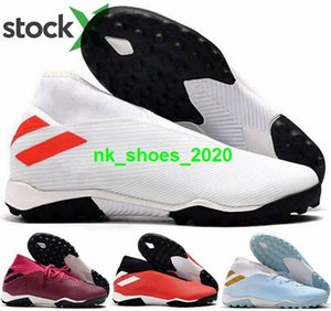 IC Shoes size us 12 youth boys Messi ball Mens soccer Men TF Nemeziz 19 eur 46 boots cleats women football futsal white summer 19.1 Runners