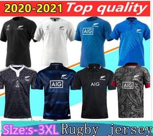 الجديدة 2020 نيوزيلندا للرجبي السوبر كأس العالم الفانيلة نوزلند قميص الرجبي 100 عام الذكرى التذكارية الطبعة 18 19 20 21 قميص