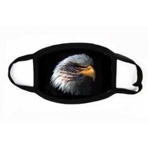 Máscaras Embalado Pj Nose cubram individualmente Biafra Flag site Legit Ultrasoft Casual metade fora mais baixo preço # 627