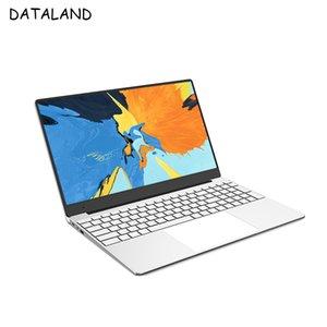 Claviers Ordinateurs portables 15,6 pouces 1080P Ordinateur d'écran HD Intel Celeron J4105 RAM 4G 8G 16G GAMING Office Office Office