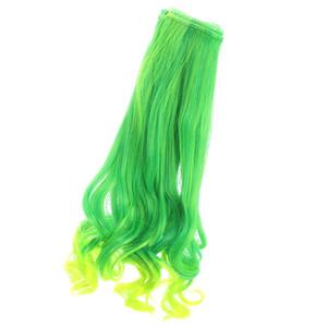 25x100cm DIY LONG LONG COOLLY WIG Hair pour DIY DIY Fabrication bricolage