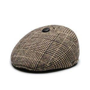 Plus Fleece Warm Forward Hat Women Outdoor Fashion Girls Sport Golf Autumn Winter Caps Baseball Cool Beret Sweet Cap Hats C C3O7