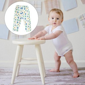 1Pc Pants Plus Diaper Washable Training Multipurpose Pure Cotton Baby Pants Walking Toddler for Boy