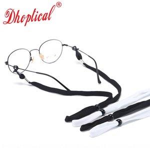 Desportos de cordas vde9m de corda esportes executando óculos anti-derrapante cadeia óculos anti-derrapantes cadeia nonskid