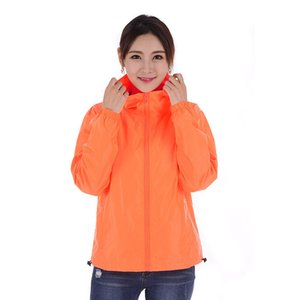 Thin Jacket Female Spring Autumn Large Size 7XL Overalls Summer Sunscreen Windbreaker Jacket Sunscreen Clothing Couple Models A8 200917