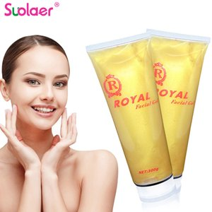 300ml 24K Gold Ageless Ultrasonic Injection Gel Anti Wrinkles Inject Firming Lifting Tighten Anti Aging Facial Dedicated Gel